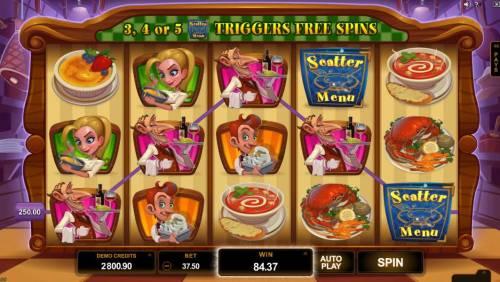 Big Chef review on Big Bonus Slots