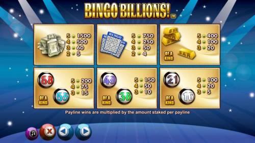 Bingo Billions review on Big Bonus Slots