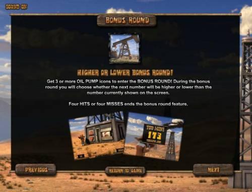 Black Gold review on Big Bonus Slots