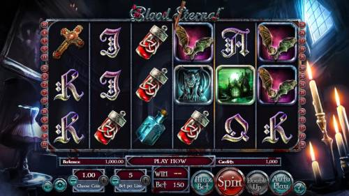 Blood Eternal review on Big Bonus Slots