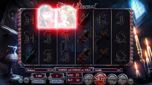 Blood Eternal review on Big Bonus Slots