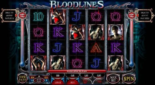 Bloodlines review on Big Bonus Slots