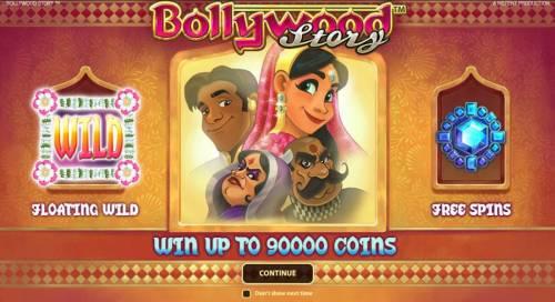 Bollywood Story review on Big Bonus Slots