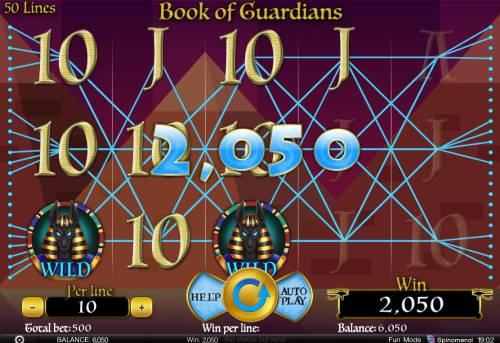 Book of Guardians review on Big Bonus Slots