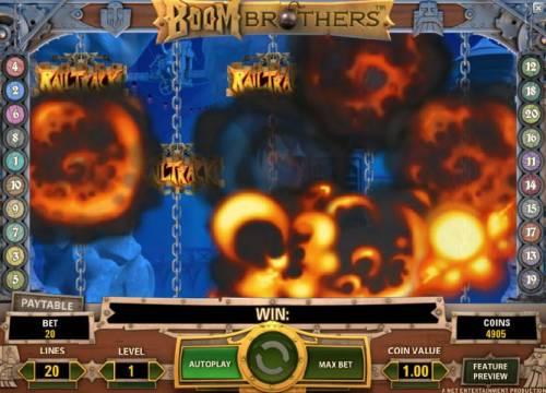 Boom Brothers review on Big Bonus Slots