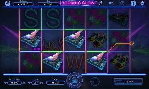 Booming Glow review on Big Bonus Slots