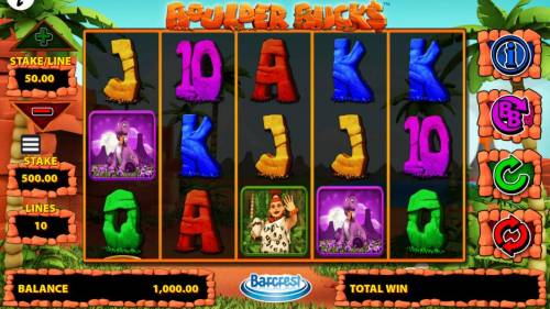 Boulder Bucks review on Big Bonus Slots