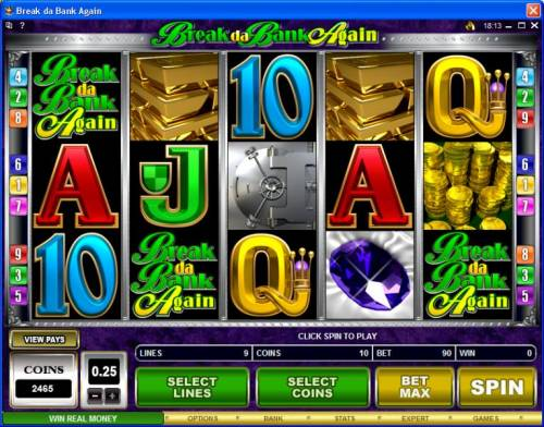 Break da Bank Again review on Big Bonus Slots