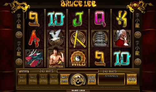 Bruce Lee review on Big Bonus Slots