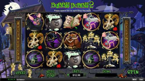 Bubble Bubble 2 review on Big Bonus Slots
