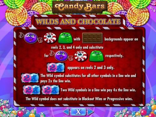 Candy Bars review on Big Bonus Slots