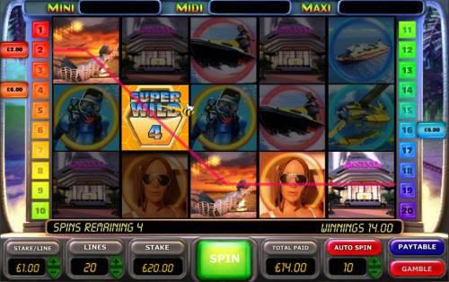 Caribbean Nights review on Big Bonus Slots