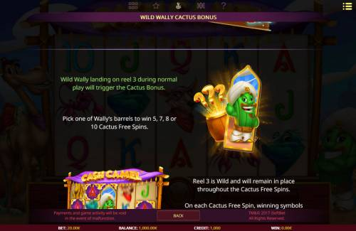 Cash Camel Big Bonus Slots