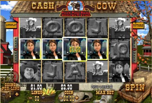 Cash Cow review on Big Bonus Slots