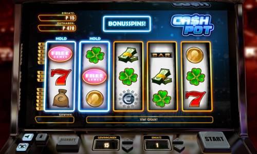 Cash Pot review on Big Bonus Slots