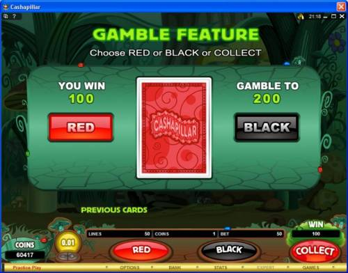 Cashapillar review on Big Bonus Slots