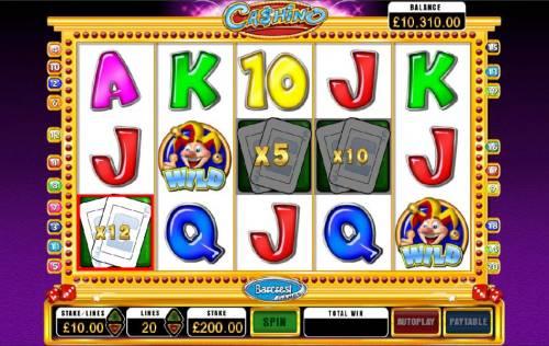 Cashino review on Big Bonus Slots