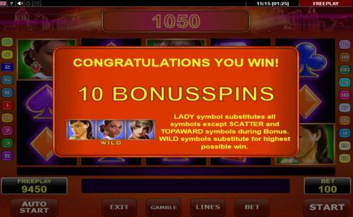 Casinova review on Big Bonus Slots