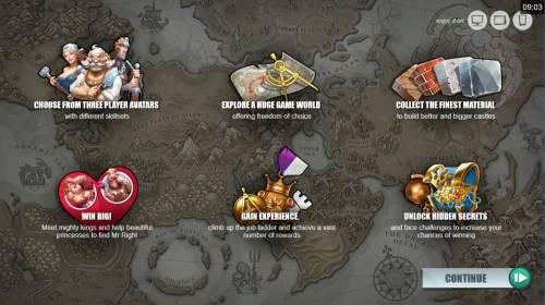 Castle Builder II review on Big Bonus Slots