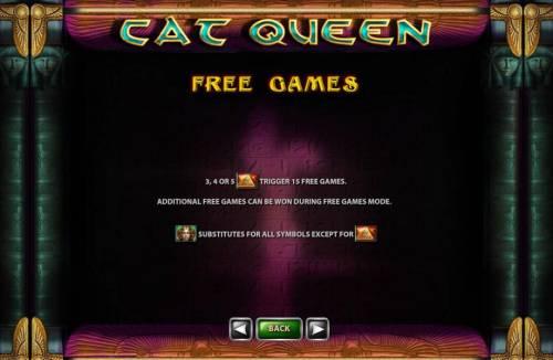 Cat Queen review on Big Bonus Slots