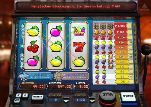 Cherry Star review on Big Bonus Slots