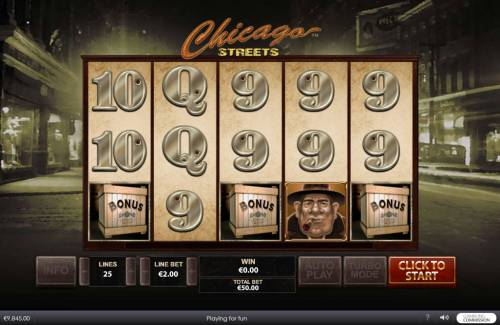 Chicago Streets review on Big Bonus Slots