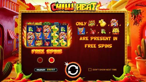 Chilli Heat review on Big Bonus Slots