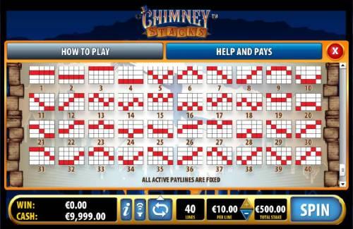 Chimney Stacks review on Big Bonus Slots