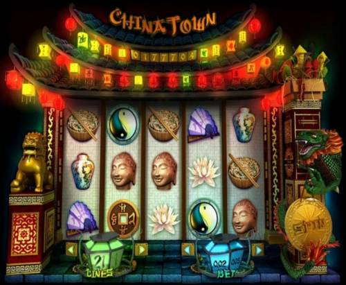 China Town review on Big Bonus Slots