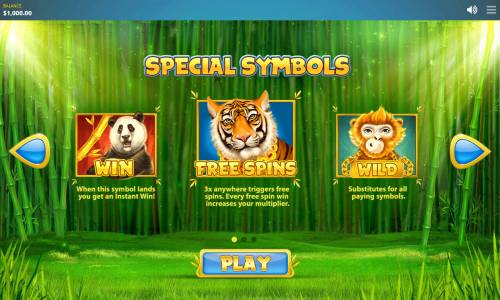 Chinese Wilds Big Bonus Slots Wild and Scatter Symbol Rules