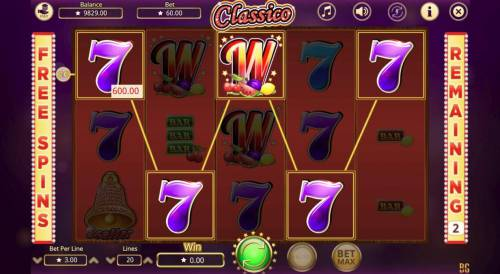 Classico review on Big Bonus Slots
