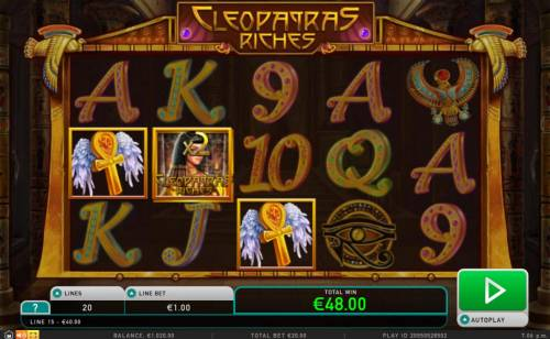 Cleopatra's Riches review on Big Bonus Slots