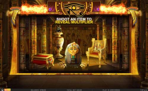 Cleopatra's Riches review on Big Bonus Slots