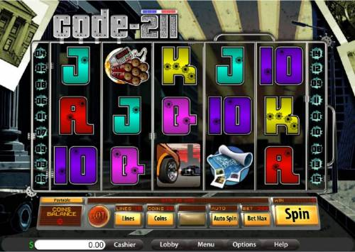 Code-211 review on Big Bonus Slots