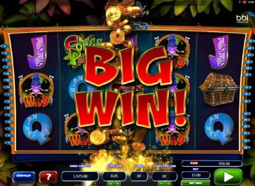 Conga Party Big Bonus Slots A big win