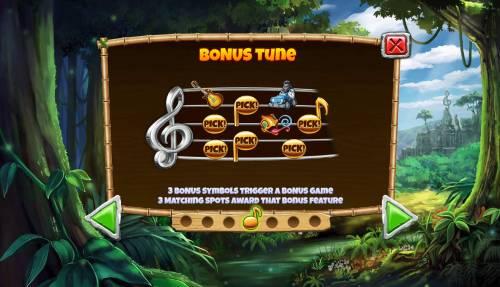 Congo Bongo Big Bonus Slots Bonus Tune