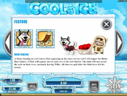 Cool as Ice review on Big Bonus Slots