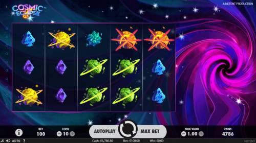 Cosmic Eclipse review on Big Bonus Slots