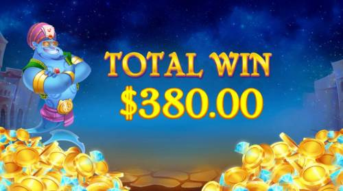 Crazy Genie review on Big Bonus Slots