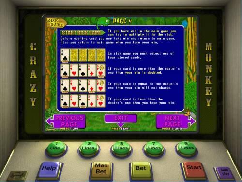 Crazy Monkeys review on Big Bonus Slots