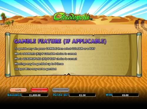 Crocodopolis review on Big Bonus Slots