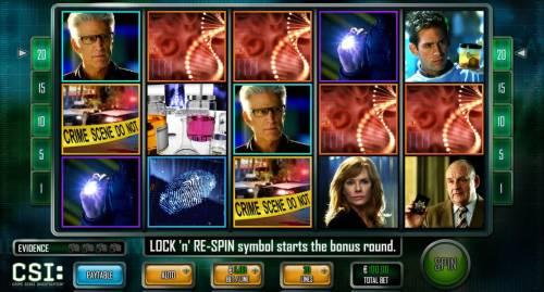 CSI: Crime Scene Investigation review on Big Bonus Slots