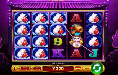Da Hei Ci Fu Big Bonus Slots Multiple winning paylines