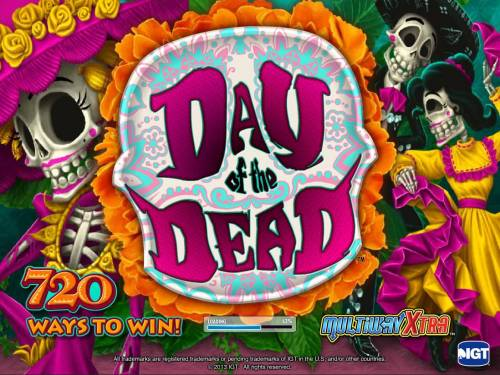 Day of the Dead review on Big Bonus Slots