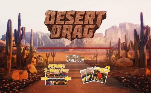 Desert Drag Big Bonus Slots Introduction