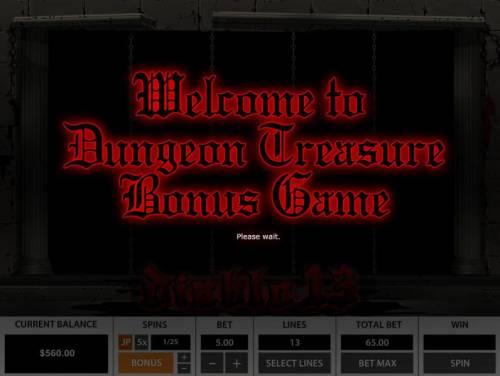 Diablo 13 review on Big Bonus Slots