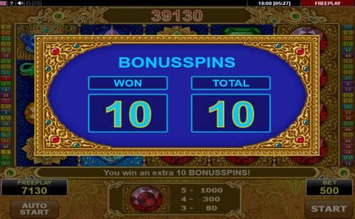 Diamond Monkey Big Bonus Slots An additional 10 Free Spins awarded