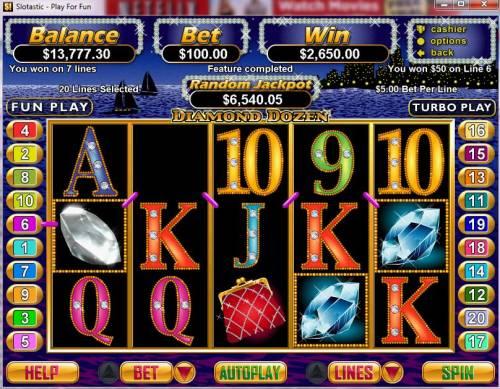 Diamond Dozen Big Bonus Slots
