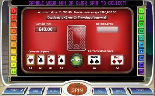 Diamond Slipper Big Bonus Slots Gamble Feature Game Board