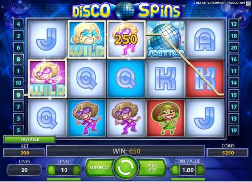 Disco Spins review on Big Bonus Slots